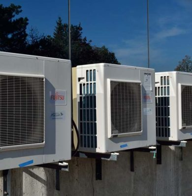 Air Conditioning Environmental Impacts